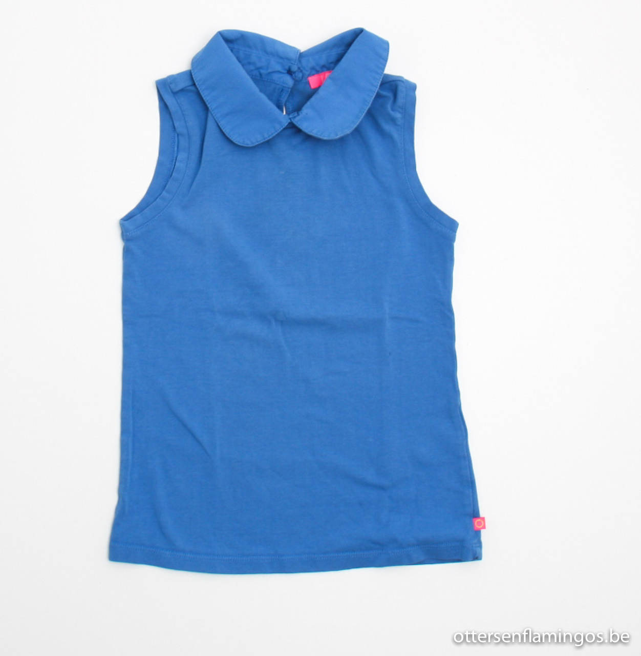 Blauwe T - shirt, Le Big, 98/104