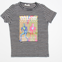 T shirt Bowie, Simple Kids, 128