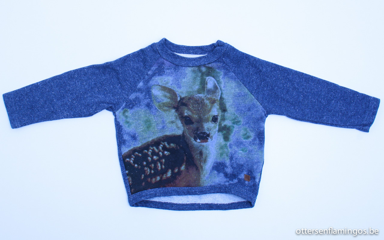 Sweater met bambi, American Outfitters, 104